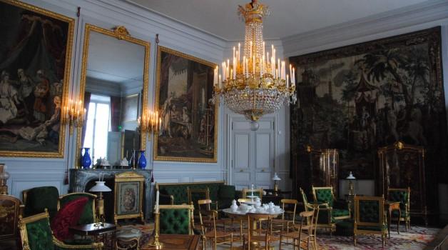 Salon de Musique, Château de Compiègne