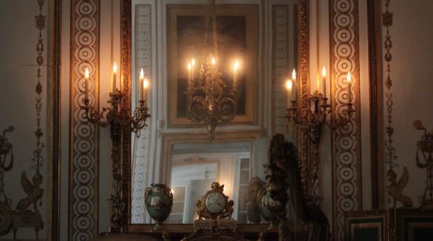 Cabinet doré de la Reine, Château de Versailles