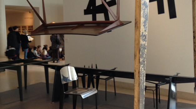 Mobilier de Jean Prouvé, Musée des Beaux Arts de Nancy