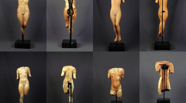Exposition L'éclat de la matière, Henri Navarre, Musée des Beaux Arts de Chartres