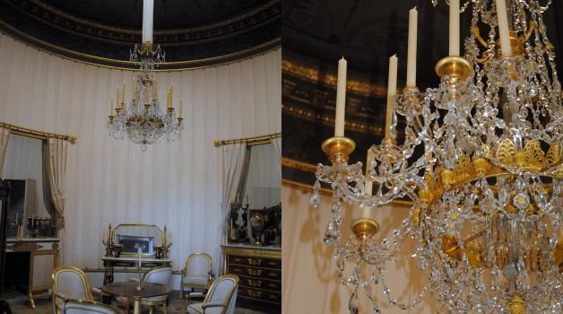 Boudoir de l'Impératrice, Chateau de Compiègne