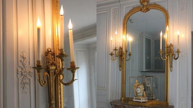 Pièce des bains de Marie-Antoinette, Château de Versailles