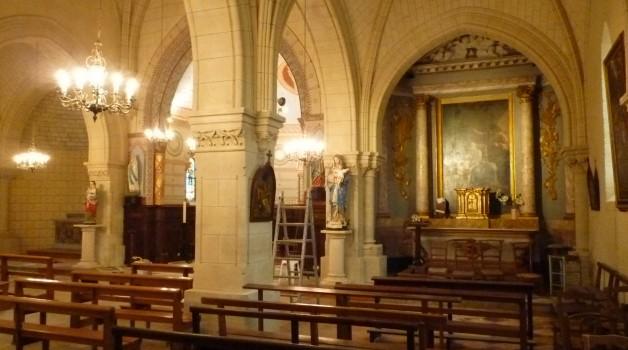Eglise Saint Martin, Castres-Gironde
