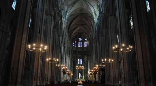 Cathédrale Saint Étienne de Bourges