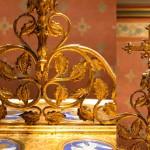 Cuve baptismale, Eglise Sainte Clothilde (Paris)