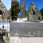 Monument aux morts de cimetière de la ville de Troyes