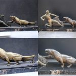 Sculpture Art déco, collection privée