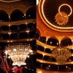 Lustre du théâtre du Chatelet (Paris)