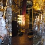 Lustre du Salon de la Guerre, Château de Versailles