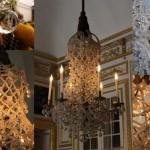 Luminaires de l'Antichambre du grand couvert du Roi, Château de Versailles