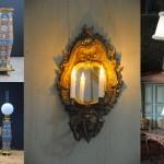 Luminaires du château de Champs-sur-Marne