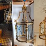 Lanterne de Rémond du cabinet intérieur de Louis XVI, Hôtel de Matignon