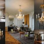 Luminaires du Château de la Motte Tilly