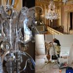 Chambre à coucher de Louis XIV, Château de Versailles