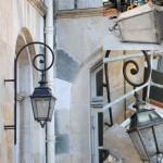 Lanternes de l'Hôtel de Chimay, Ecole supérieure des beaux arts de Paris