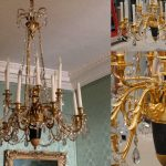 Chambre à coucher de Marie Antoinette, Château de Versailles