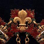 Collier de l'Ordre du Saint Esprit, Palais du Tau