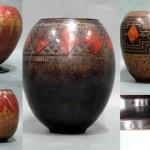 Vases de Claudius Linossier, Musée des arts décoratifs de Paris