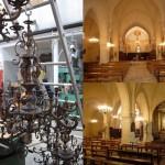 Lustres de l'Église Saint-Martin de Castres-Gironde