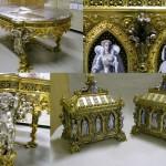 Coiffeuse de la Duchesse de Parme, Musée d'Orsay