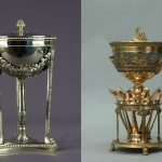 Argenterie néoclassique XVIIIe siècle, Musée des arts décoratifs de Paris