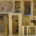 Portes de prison, tours de la Rochelle