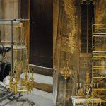 Roues de lumière, Cathédrale Saint Just Saint Pasteur de Narbonne