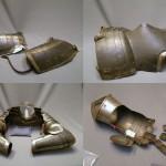 Éléments d'armures Maximilienne, Musée historique de la ville de Strasbourg