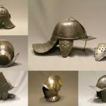 Protections de tête, Musée historique de Strasbourg