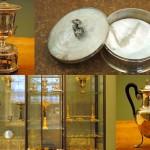 Argenterie XVIIIe siècle, Musée des beaux arts de Rouen