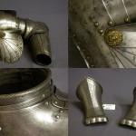 Éléments d'armures Maximilienne, Musée historique de Strasbourg